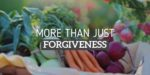 More than Just Forgiveness