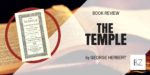 "Book Review: ""The Temple"" by George Herbert"