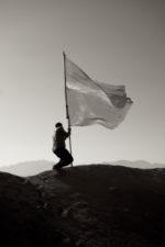 Planting the Gospel Flag